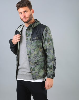 The North Face Mountain 1985 Celebration Jacket - English Green Camo