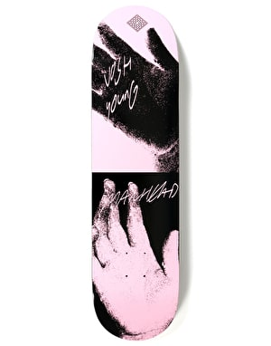 The National Skateboard Co. Young x Catalogue Pro Deck - 8.125
