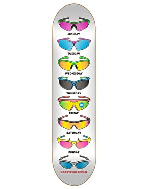 Skate Mental Kleppan Sunglasses Pro Deck - 8.25