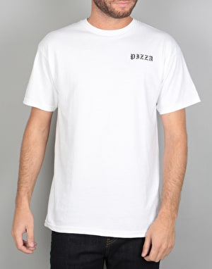 Pizza John the Baptist T-Shirt - White