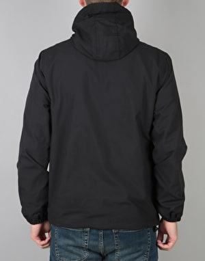 HUF Shadow Anorak - Black