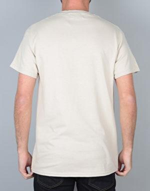 Route One Constantine T-Shirt - Sand