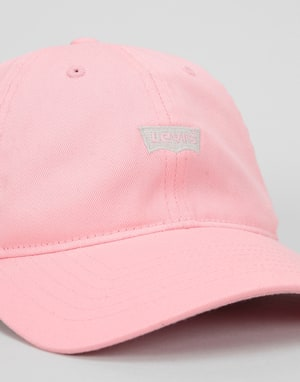 Levis Mini Batwing Dad Cap - Light Pink