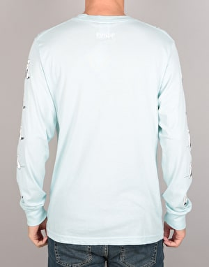 RIPNDIP Stoner L/S T-Shirt - Sea Foam