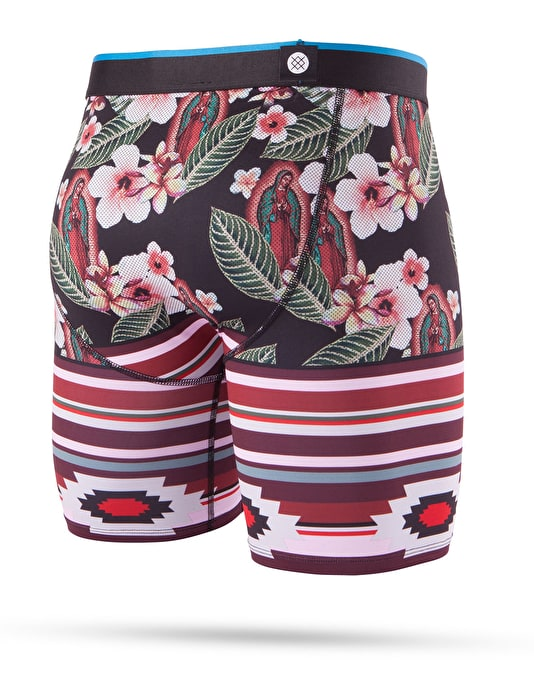 Stance Our Lady Aloha Boxer Shorts - Multi