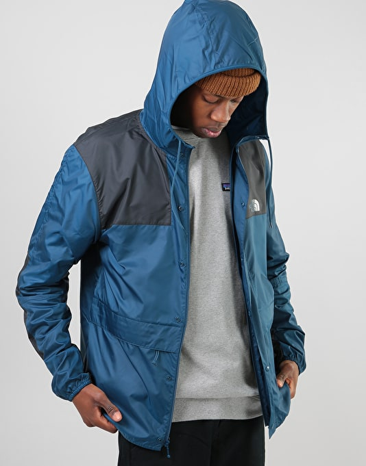 The North Face Mountain 1985 Celebration Jacket - Blue Wing Teal ... 77176979be9e