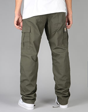 Carhartt Aviation Pant - Cypress (Rinsed)