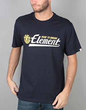 Element Signature T-Shirt - Eclipse Navy