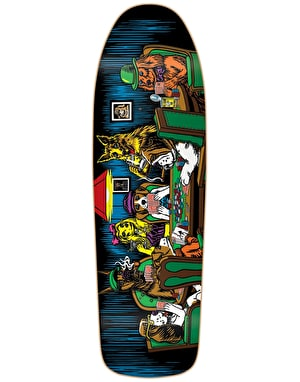 Almost Mullen Dog Poker 'Slick' Pro Deck - 9.625