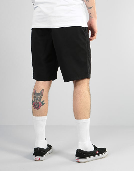 Route One Classic Clip Shorts - Black