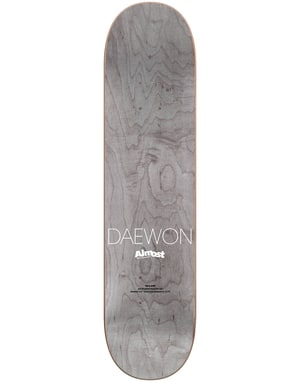 Almost Daewon Comic Strip Pro Deck - 7.75
