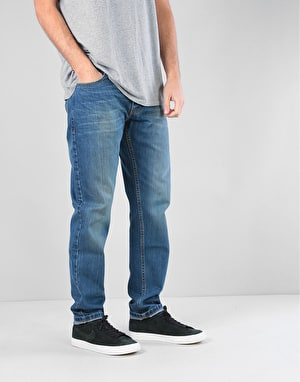 Dickies North Carolina Denim Jeans - Mid Blue