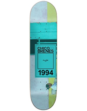 Chocolate Brenes Inaugural Skateboard Deck - 8.375