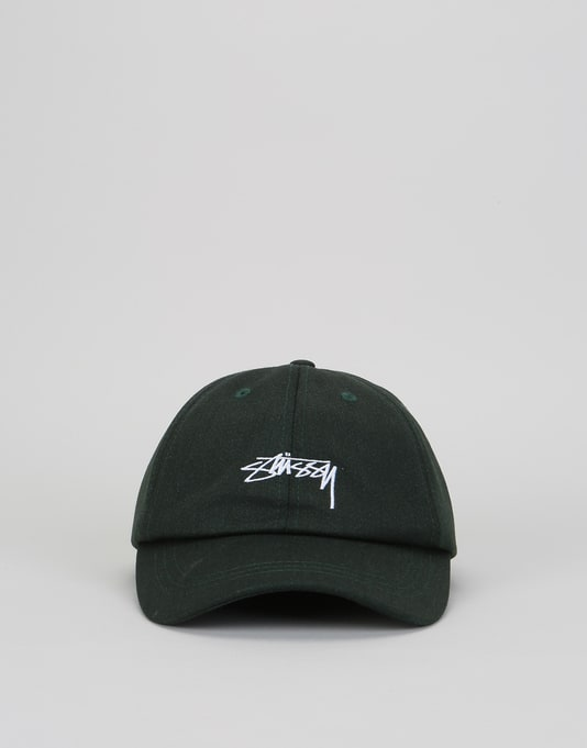 Stüssy Suiting Low Pro Cap - Pine