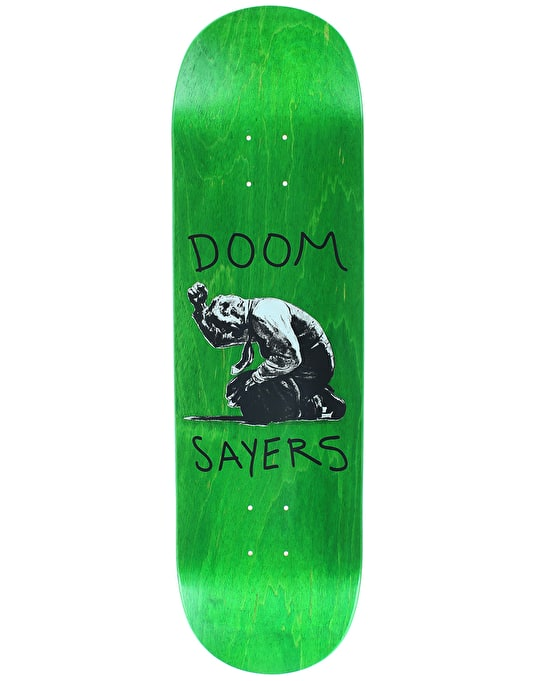 Doom Sayers Death of a Salesman Skateboard Deck - 8.75""