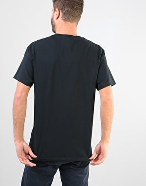 Thrasher New Boyfriend T-Shirt - Black