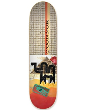 Habitat O'Connor Exposition Series Reissue Skateboard Deck - 7.875