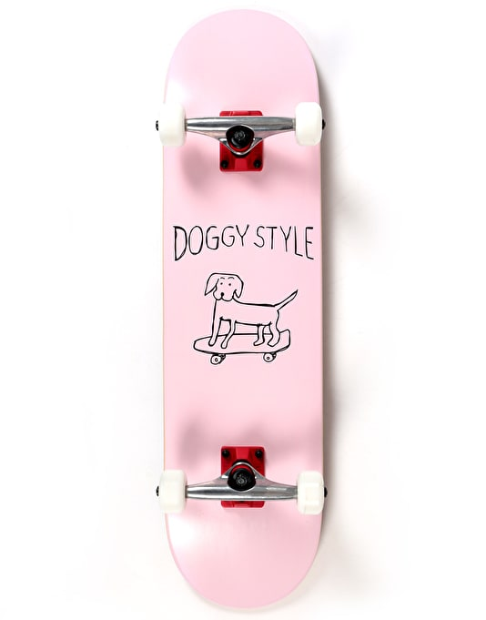 """Route One Doggystyle Complete Skateboard Set-Up - 8"""""""