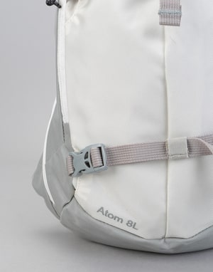 Patagonia Atom Sling 8L Cross Body Bag - Birch White