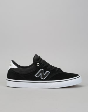 New Balance Numeric 255 Skate Shoes - Black/White