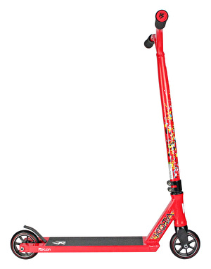 Kota Recon Scooter - Red/Red