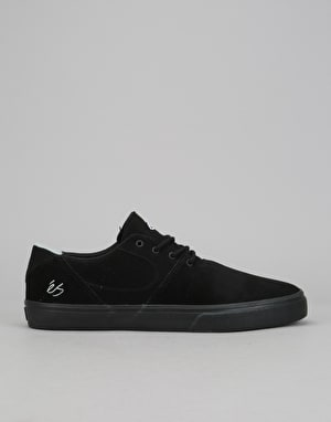 éS Accel Sq Skate Shoes - Black/Black/Grey