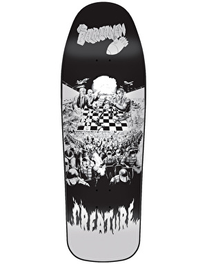 Creature Partanen Checkerboard Pro Deck - 9.75