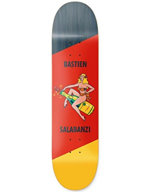 Primitive Salabanzi Pin Up Pro Deck - 8.25