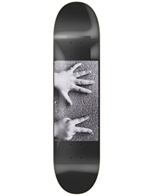 Isle Count + See Skateboard Deck - 8.125
