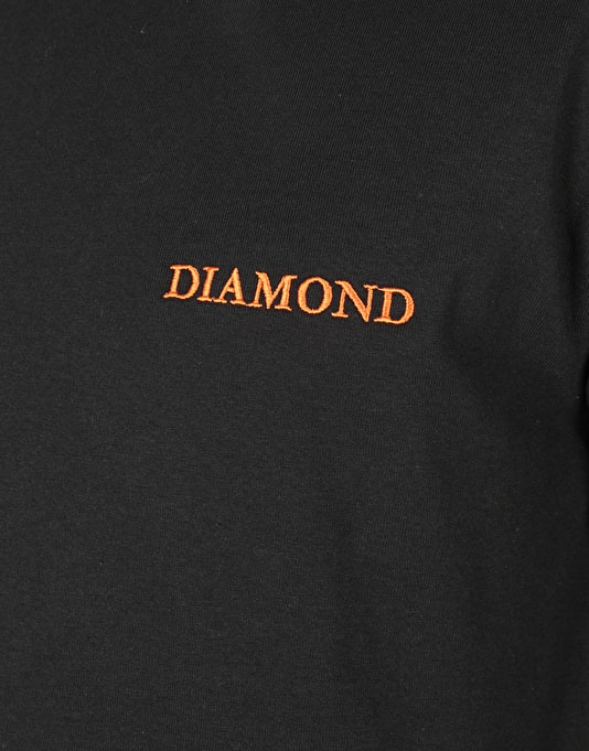 Diamond Supply Co. Offerings L/S T-Shirt - Black