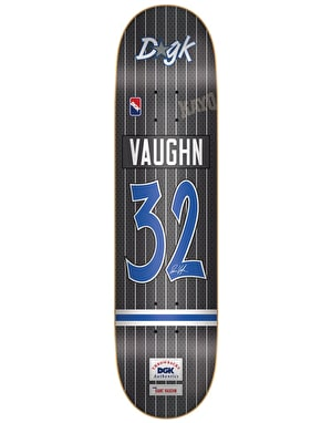 DGK Vaughn Throwback Pro Deck - 8.06