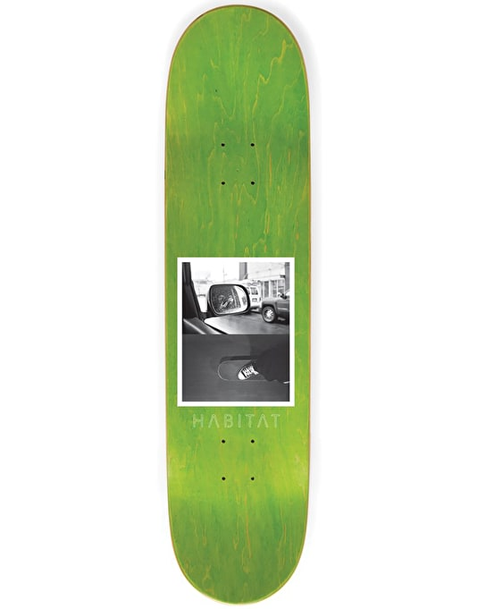 Habitat Delatorre Photography Collection Skateboard Deck - 8.125""