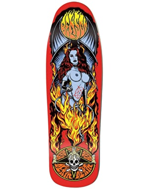 Death Benson Devil Woman Pro Deck - 9.75