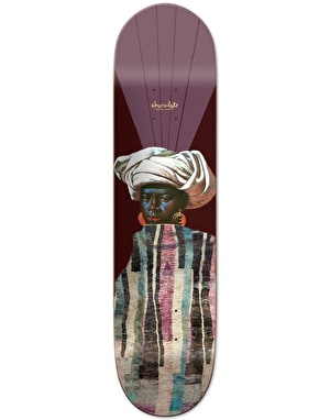 Chocolate Alvarez Goddess Pro Deck - 8