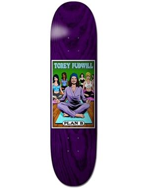 Plan B Pudwill Alter Ego Pro Deck - 8.25