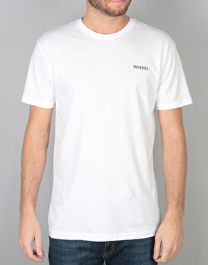 WKND School Girl T-Shirt - White
