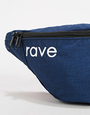 Rave Pack Cross Body Bag - Navy/Pink