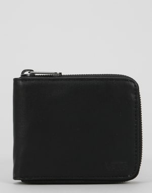 Vans Drop V Zip Wallet - Black
