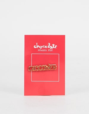 Chocolate Parliament Enamel Pin - Multi