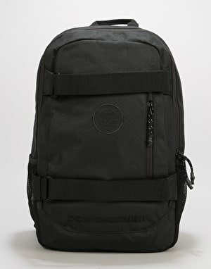 DC Clocked Skatepack - Black