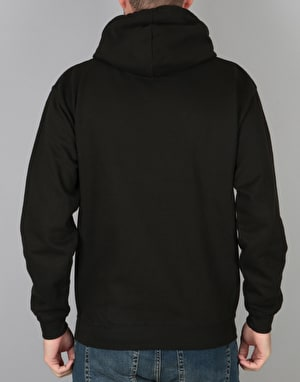 Route One Constantine Pullover Hoodie - Black