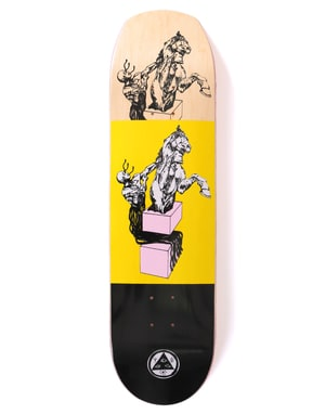 Welcome Hierophant on Helm of Awe(sum) 2.0 Skateboard Deck - 8.38