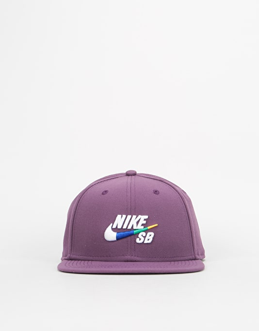 Nike SB Icon Cap - Pro Purple/Pro Purple/Multi