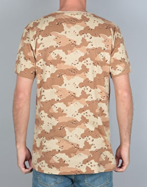 RIPNDIP Lord Nermal Pocket T-Shirt - Desert Camo