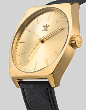 Adidas Process L1 Watch - All Gold/Black