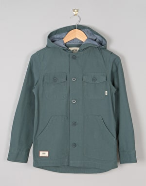 Vans Lismore Boys Jacket - Dark Slate