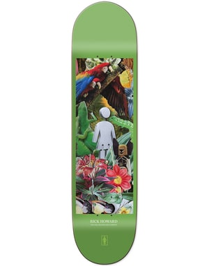 Girl Howard Raised by the Jungle Pro Deck - 8.5