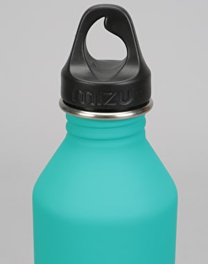 MIZU M8 Soft Touch 800ml/27oz Water Bottle - Mint