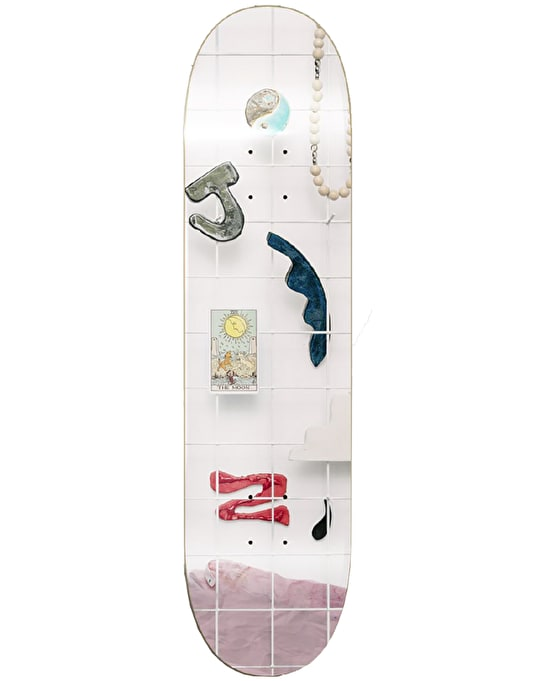 Isle Nguyen Grid Series Skateboard Deck - 8.375""