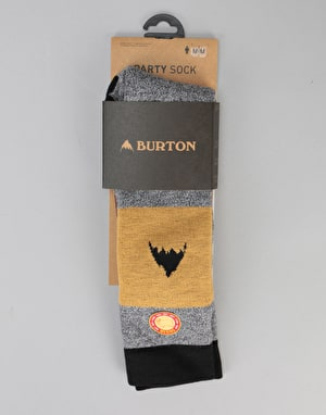 Burton Party Snowboard Socks - Rancid